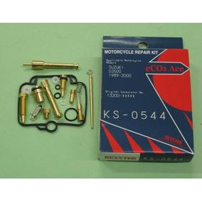 Reparo Carburador Gs500 89-01 Keyster Ks-0544 Completo