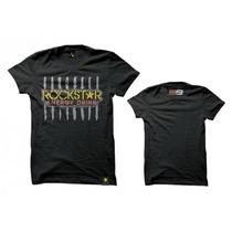 Camiseta Oficial Jorge Lorenzo Jl 99 Rockstar Promoção