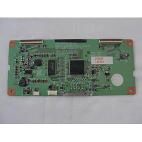 Placa T-con 6870c-0113a = 6870c-0223a P/ Tela Lc420wx5-sla1