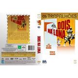 Dvd Filme Comédia Brasileira Antigo Anos 60 Trapalhões
