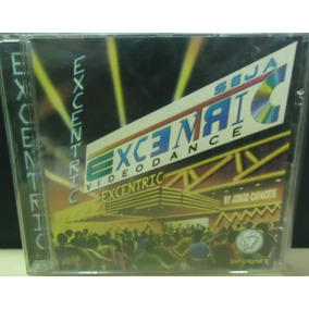 Cd Excentric Video Dance Funk Thecno Hip Hop Dance Black Pop