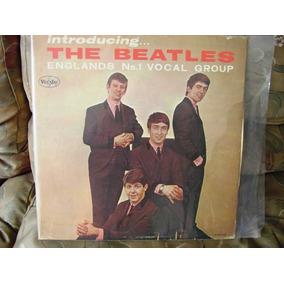 Lp Zerado Introducing The Beatles Vee Jay 1º Album Usa