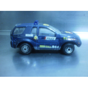 Carro Policia Esc: 1:64