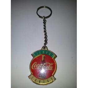 Llavero De Coca Cola Mas El Otro Llavero De Regalo