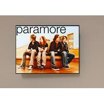 Paramore - Quadro De Parede