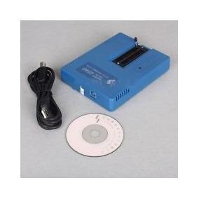 Kit Gravador Eprom Chip Injeção Usb G540 C/ 10 Adaptador