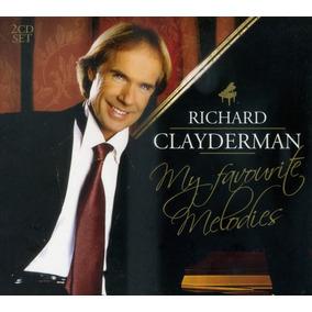 Richard Clayderman - My Favorites Melodies Cd Doble Nuevo