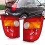 Par De Faros Traseros Fiat Palio 97-98-99-2000-2001