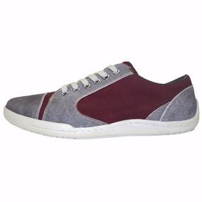 Sapatenis Shoes Grand Lona Chumbo Tamanho Grande