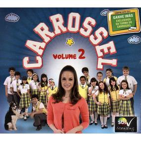 Cd Carrossel Volume 2 Original Lacrado Portal Music