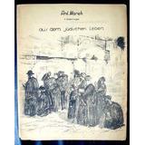 Ant. Marek- 06 Gravuras Assinadas Judaica Dedic.rabino