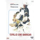 Dvd Galo De Briga - De Monte Hellman ( Lacrado)