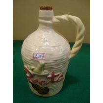 #2953# Garrafa Porcelana Decorada!!!
