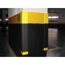 Protetor De Impacto Para Coluna De Garagem - 10 Mm