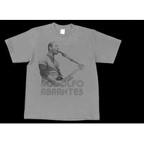 Camisa Rodolfo Abrantes Rabt Raimundos Gospel Hardcore