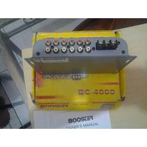 Vendo Ou Troco Crossover Da Booster Bc-4000 4 Vias 8 Canais