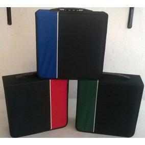 Maleta Porta Cd Para 240 Discos Cd Case