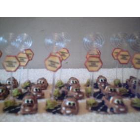 10 Lembrancinhas Carros Disney Mate Porta Recado