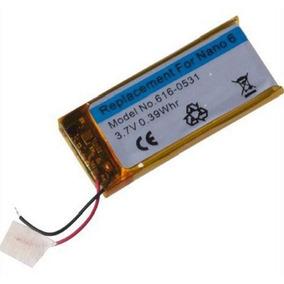 Bateria Apple Ipod Nano 6g Geração 6 (frete + Barato)