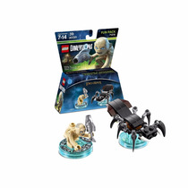 Lego Dimensions Gollum Lord Of The Rings Fun Pack Original