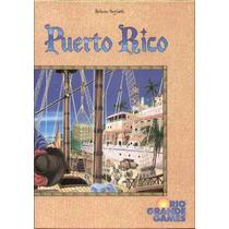 Puerto Rico - Rio Grande Games - Jogo De Tabuleiro Importado