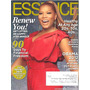 Revista Essence: Queen Latifah, Donna Britt, Maxine Waters