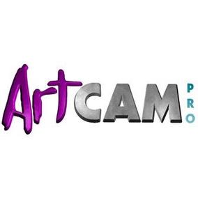 Artcam Pro 2008 + Mach3 Em Português Para Cnc