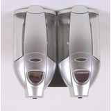 Dispenser Doble Pared Jabon Liquido Shampoo Crema Enj 600ml