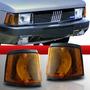 Lanterna Dianteira Fiat 147 Spazio Oggi Panora 83 86 Amarelo