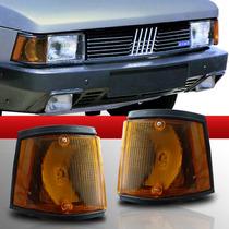 Lanterna Dianteira Fiat 147 Spazio Oggi Panora 83/86 Amarelo