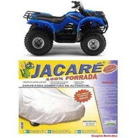 Capa Jacaré P/ Quadriciclo 100% Forrada E 100% Impermeável