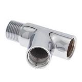 Junção Y 1/2 P/ Filtro E Instal. Hidráulicas Conexão Metal.