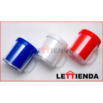 Taza Plastico Portafoto - Souvenir Oferta Precio X 50 Tazas