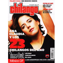 Chilango - Ana Claudia Talancón - Canes - Polanco Ilegal