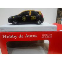 Fiat Palio Taxi De Buenos Aires 1/43 Hermosa Replica