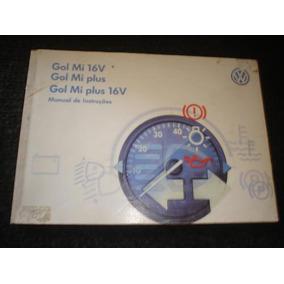 Gol Mi Plus 16 V Manual Do Proprietario Original