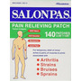 Salonpas Para Aliviar El Dolor Patch - 140 Parches