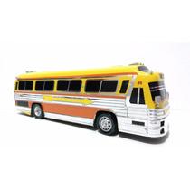 Autobus Dina Flexible Flecha Amarilla Esc. 1:43