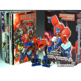 Optimus Prime - Transformers Animated - Takara