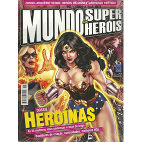 Mundo Dos Super-herois 19 - Europa - Bonellihq Cx99 K17