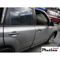 Sucata Nissan X-trail 09 Peças Motor Câmbio Diferencial Teto