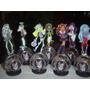 10 Baleiro Enfeites De Mesa Monster High( Enfeites De Mesa