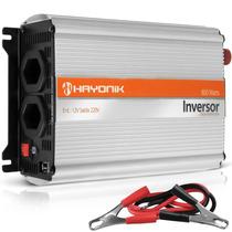 Inversor 800w Conversor Tensão 12v Para 220 Hayonik Veicular