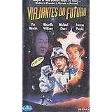 Vhs - Viajantes Do Futuro - Pat Morita
