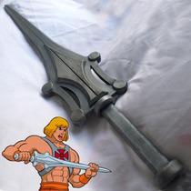 Espada De Heman He-man Replica Tamaño Real