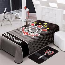 Cobertor Stadium Corinthians Casal - Jolitex