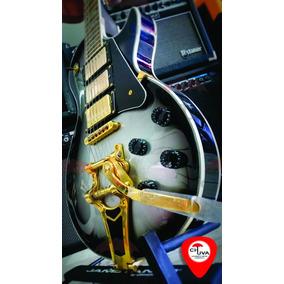 Guitarra Condor Lp Custom C/ Ponte Tipo Bigsby C/ Case