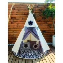 Wappi Teepee Ny /tipi/tienda/acampar/campaña