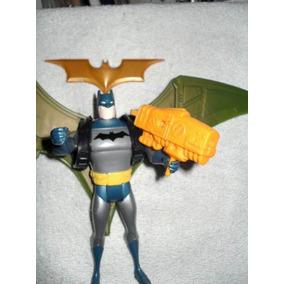 Figura De Batman E Armas & Acessórios