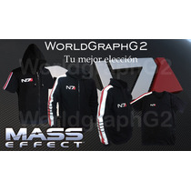 Mass Effect Campera Mas Remera